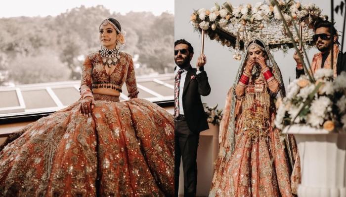 इस दुल्हन ने अपनी शादी में पहने थे 'डोली स्टाइल कलीरें', मेहंदी के जरिए सुनाई अपनी लव स्टोरी