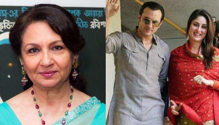 बेटे सैफ की शादी के लिए 'खुश' नही थीं शर्मिला टैगोर, एक्ट्रेस ने इंटरव्यू में बताई थी वजह