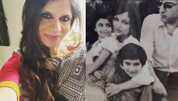 सबा अली खान ने शेयर किया बचपन की यादों से भरा वीडियो, अब्बू-अम्मी संग नन्हे सैफ भी आये नजर