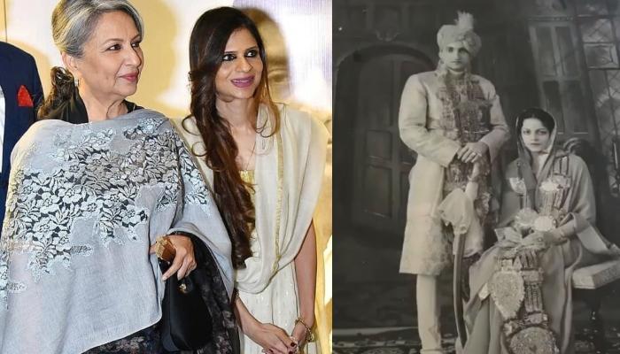 सबा अली खान ने शेयर किया रॉयल वेडिंग का वीडियो, मां-पापा के साथ दादा-दादी की शादी की दिखाई झलक