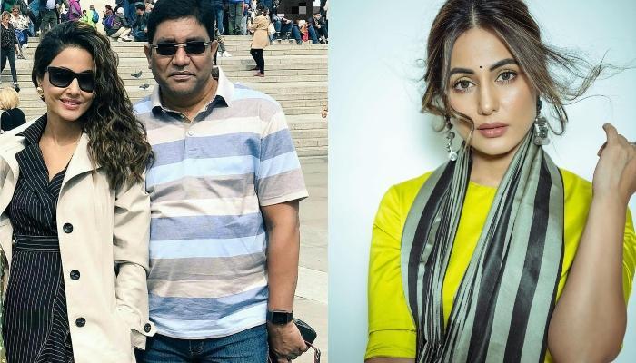 हिना खान से यूजर ने उनकी फैमिली को लेकर पूछा सवाल, तो एक्ट्रेस ने दिया भावुक कर देने वाला जवाब