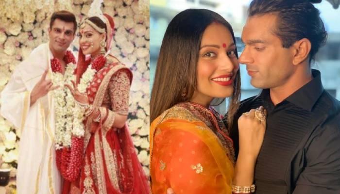 बिपाशा बसु ने अपनी 5वीं वेडिंग एनिवर्सरी पर शादी की अनदेखी फोटो की शेयर, लिखा- 'तुम मेरे सब कुछ हो'
