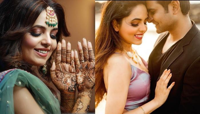 सुगंधा मिश्रा का पति संग सामने आया शादी के बाद का लुक, संकेत ने वीडियो शेयर कर दिखाई झलक