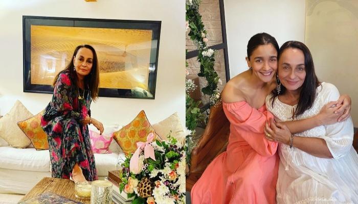 कोरोना संक्रमित आलिया भट्ट की कैसी है तबीयत? मां सोनी राजदान ने इंटरव्यू में बताया हेल्थ अपडेट