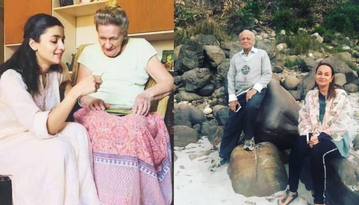 आलिया भट्ट के नाना-नानी की लव स्टोरी, जानें कैसे हुई थी सोनी राजदान के मम्मी-पापा की मुलाकात