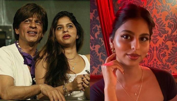 सुहाना खान ने 'ॐ' का लॉकेट पहने शेयर कीं तस्वीरें, काफी अच्छी लग रहीं शाहरुख खान की लाडली