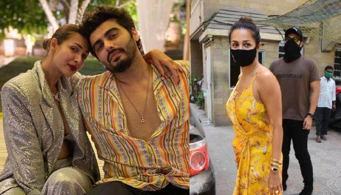 अर्जुन कपूर ने गर्लफ्रेंड मलाइका अरोड़ा की फैमिली संग सेलिब्रेट किया ईस्टर, सामने आईं झलकियां