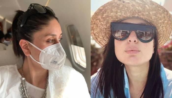 करीना कपूर ने 26,000 रुपए के मास्क में शेयर किया कोरोना वायरस से सेफ्टी का मैसेज, देखें फोटो