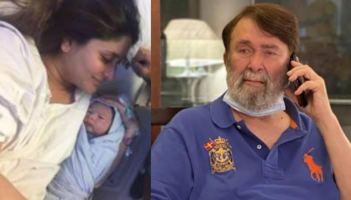 करीना कपूर के छोटे बेटे की पहली तस्वीर आई सामने, नाना रणधीर कपूर ने शेयर कर किया डिलीट