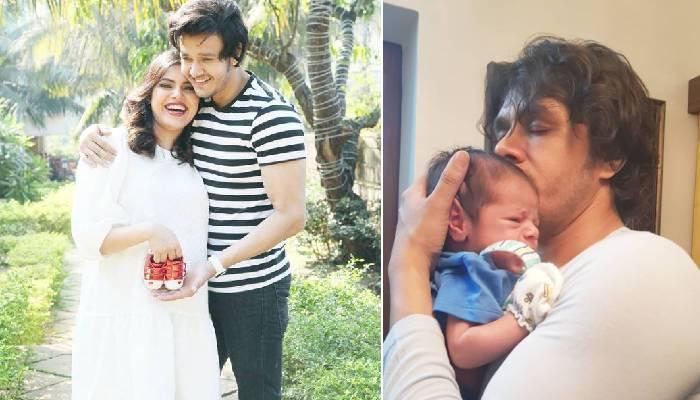 कोरोना पॉजिटिव अनिरुद्ध दवे ICU में भर्ती, वाइफ शुभी ने 2 मंथ बेबी संग फोटो शेयर कर की ये अपील