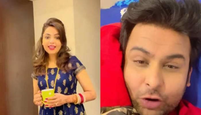 सुगंधा मिश्रा ने पति संकेत भोसले से कहा- 'जाओ चाय बनाओ', कपल का फनी वीडियो आया सामने