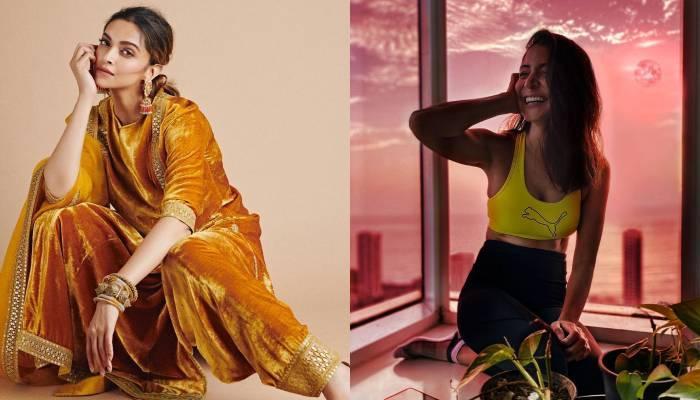 जब अनुष्का और दीपिका ने पहना 2000 से कम कीमत का येलो आउटफिट, दिखीं बेहद खूबसूरत
