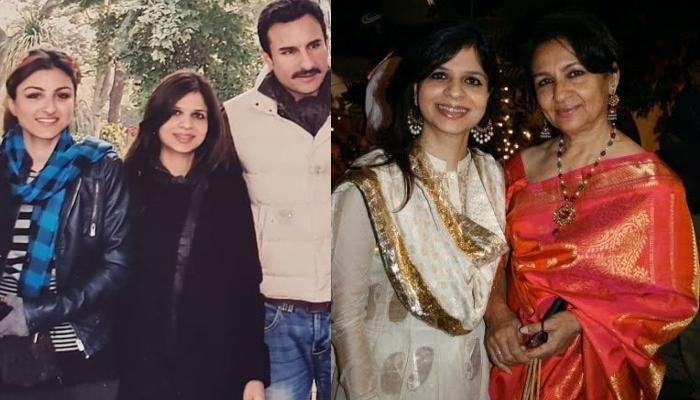 बेटी सबा ने मां शर्मिला टैगोर की थ्रोबैक फोटो की शेयर, फैंस से पूछा- 'हम में से कौन मां की तरह है'