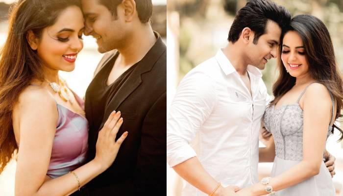 सुगंधा मिश्रा ने पति संकेत भोसले के बर्थडे पर शेयर कीं रोमांटिक फोटोज, प्यार में डूबा दिखा कपल
