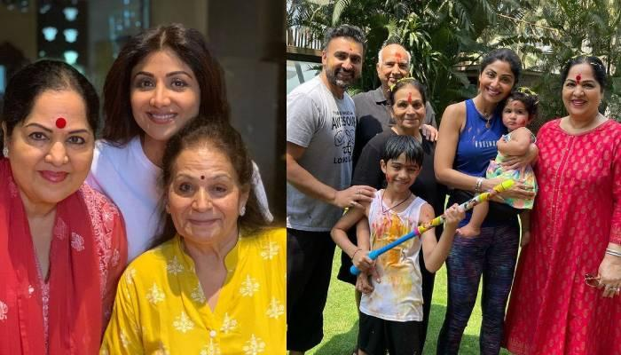 मदर्स डे पर शिल्पा शेट्टी ने शेयर की फैमिली फोटो, बेटी समीशा की क्यूटनेस ने जीता लोगों का दिल
