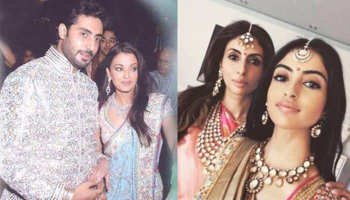 मां श्वेता बच्चन संग साड़ी पहने डांस करती दिखीं नव्या नंदा, शेयर की मामू अभिषेक बच्चन की शादी की फोटो