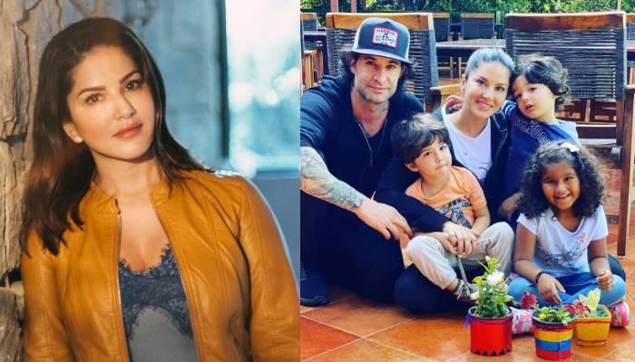 पति डेनियल वेबर व बच्चों ने सनी लियोनी को दिया स्पेशल गिफ्ट, एक्ट्रेस ने वीडियो शेयर कर दिखाई झलक