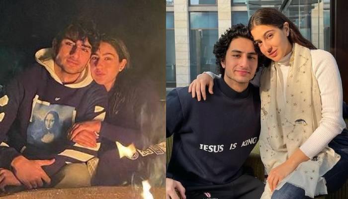 सारा अली खान ने फोटो शेयर कर दी ईद की मुबारकबाद, भाई इब्राहिम को गले लगाते दिखीं एक्ट्रेस