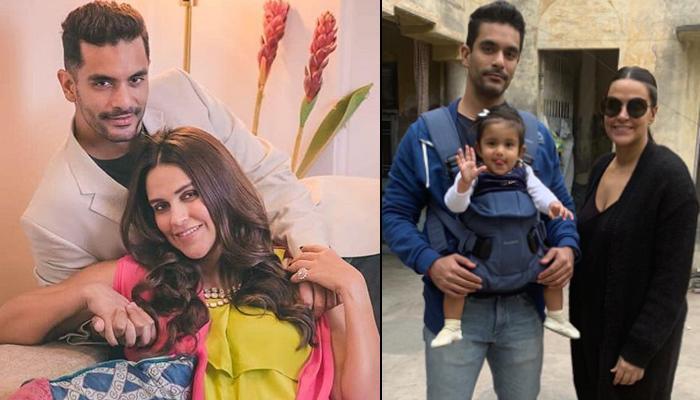 Angad Bedi B'Day: नेहा धूपिया ने खास अंदाज में पति अंगद बेदी को किया विश, यहां देखिए वायरल पोस्ट