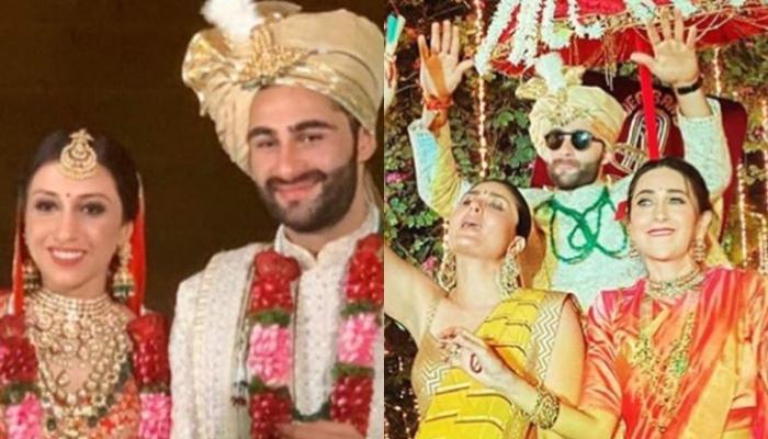 अरमान जैन और अनीसा मल्होत्रा ने अग्नि को साक्षी मानकर लिए सात फेरे, शादी के बाद सामने आई पहली झलक