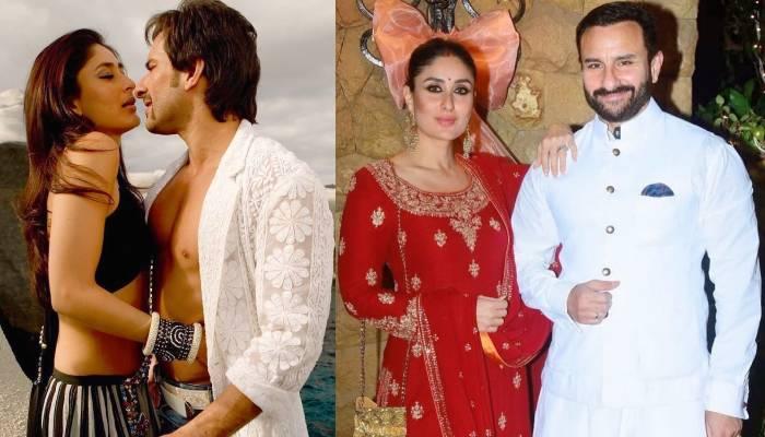 पति सैफ अली खान संग इस खास अंदाज में नजर आईं करीना कपूर, फैंस को दिए परफेक्ट कपल गोल्स