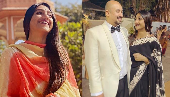 मोहिना कुमारी ने ख़ास अंदाज में पति सुयश रावत संग किया ट्विन, देखिए बेस्ट कपल की ये तस्वीर