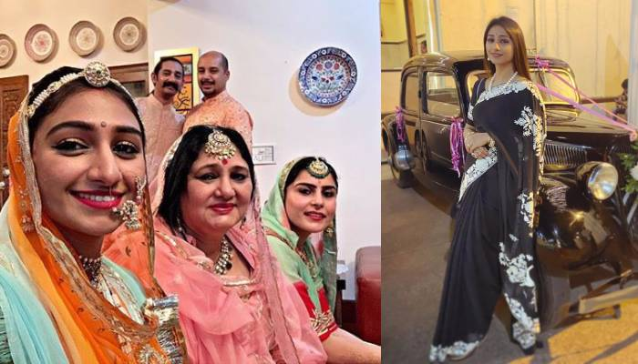 मोहिना कुमारी सिंह सास और जेठानी संग शेयर करती हैं जबरदस्त बॉन्डिंग, तस्वीर हुई वायरल
