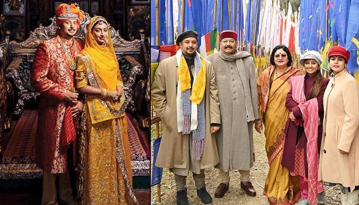 ये रिश्ता क्या कहलाता है फेम मोहिना कुमारी ने शादी के बाद शेयर की ये खूबसूरत फोटोज, पति संग आईं नजर