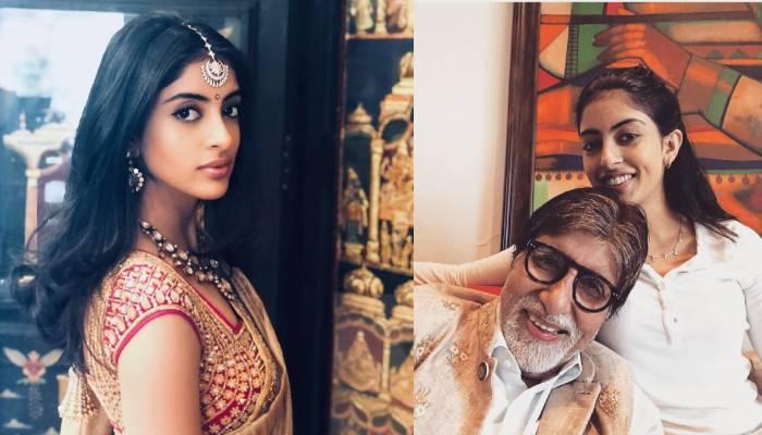 नव्या नवेली नंदा ने नानू अमिताभ बच्चन संग पोस्ट की थ्रोबैक तस्वीर, दिखी दोनों की जबरदस्त बॉन्डिंग