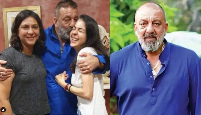 अभिनेता संजय दत्त ने अपनी बहन प्रिया दत्त को विश किया बर्थडे, लिखा ये खास मैसेज