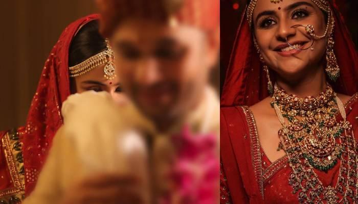 शादी के बंधन में बंधी एक्ट्रेस प्राची तेहलान, देखें दुल्हन की खूबसूरत तस्वीरें