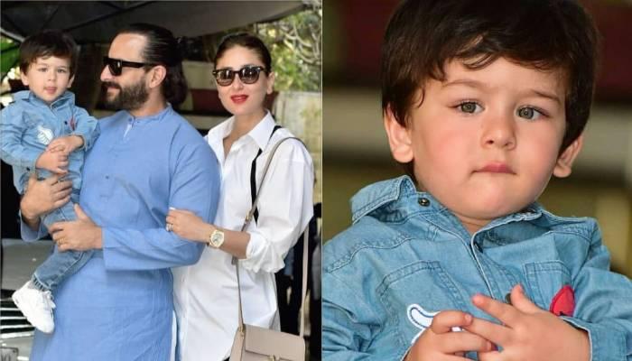 तैमूर की इस आदत से परेशान हुए पापा सैफ अली खान, कहा-करीना कपूर बिगाड़ रही हैं अपने लाडले को