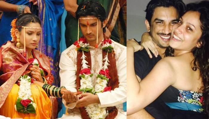 जब सुशांत ने सरेआम अंकिता को किस करके किया था अपनी शादी के महीने का ऐलान, देखें वीडियो
