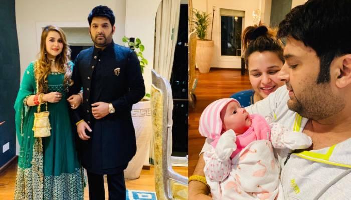 कपिल शर्मा ने शेयर की बेटी की बेहद ही प्यारी फोटोज, इस अंदाज में बताया क्या रखा है नन्ही परी का नाम