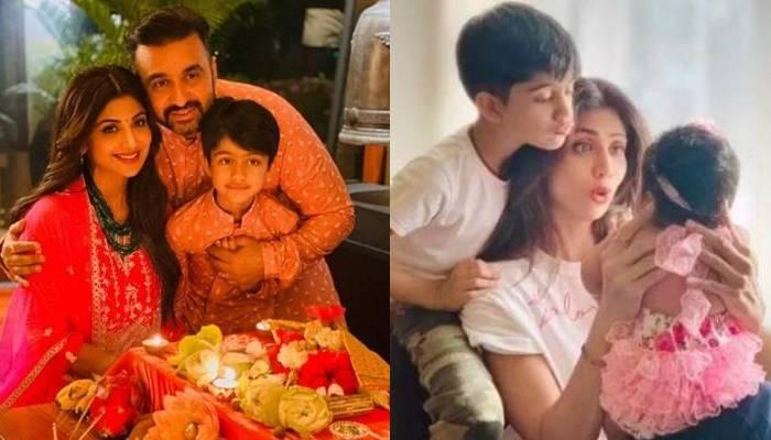 शिल्पा शेट्टी ने शेयर किया बेटी समीशा की ड्रेस 'घागरा-चोली' का वीडियो और बताया कब होगा 'अन्नप्राशन'
