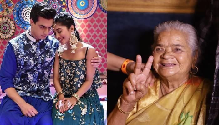 Yeh Rishta Kya Kehlata: शिवांगी जोशी की नानी से आशीर्वाद लेते दिखे मोहसिन खान, वायरल हुईं तस्वीरें