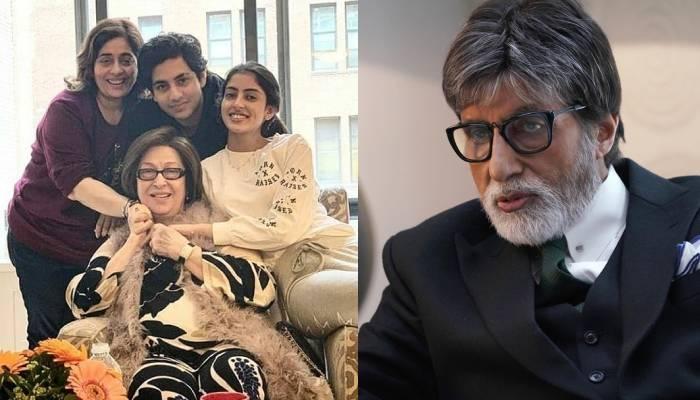 समधन ऋतु नंदा के चौथे में एक बार फिर भावुक हुए अमिताभ बच्चन, लिखी दिल छू लेने वाली बात