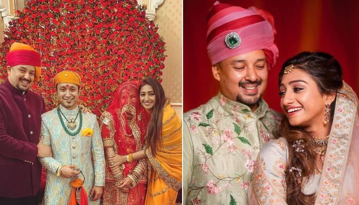 जब ससुराल वालों के सामने मोहिना कुमारी सिंह ने पति सुयश रावत संग थिरकाए कदम, वीडियो हुआ वायरल
