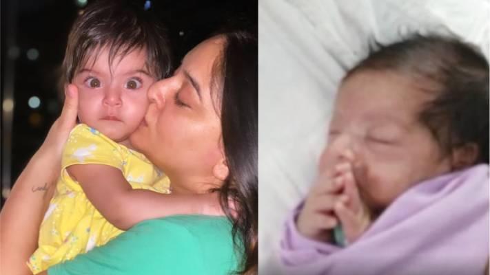 बेटी तारा के 1 साल पूरे होने पर माही विज ने शेयर किया 'जर्नी वीडियो', लिखा ये इमोशनल नोट