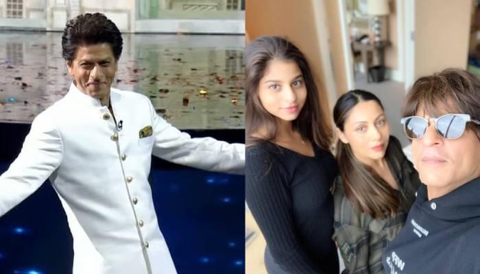 शाहरुख खान की बेटी सुहाना ने पूछा धर्म को लेकर सवाल, देखिए कैसे एक्टर ने दिया इसका शानदार जवाब