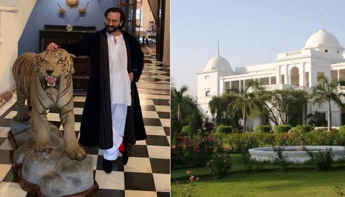 विरासत में नहीं मिला सैफ अली खान को भव्य पटौदी पैलेस, कहा- अपनी कमाई से वापस पाया