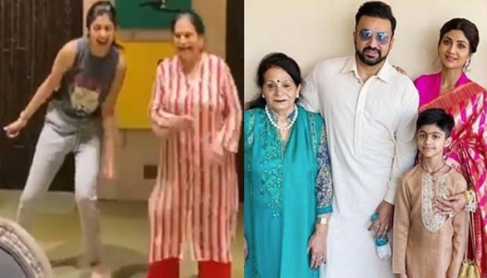 शिल्पा शेट्टी ने सासु मां के बर्थडे पर शेयर किया मस्ती भरा वीडियो, लिखा 'अल्टीमेट रॉकस्टार...'