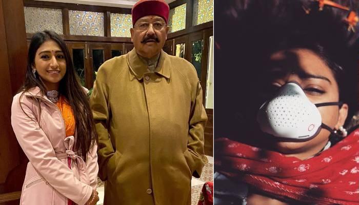 सतपाल महाराज की बहू टीवी एक्ट्रेस मोहिना कुमारी सिंह ने बताया कैसे फैला पूरे परिवार में कोरोना