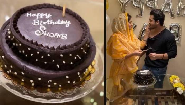 दीपिका कक्कड़ ने आधी रात घर में मनाया पति शोएब इब्राहिम का बर्थडे, देखें वीडियो