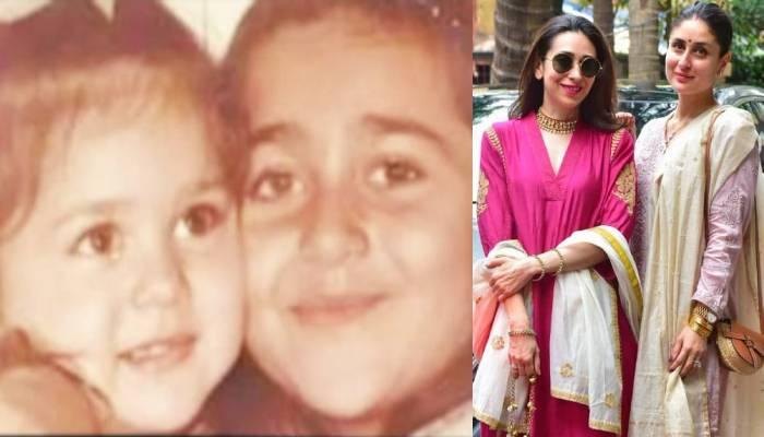बहन करिश्मा के बर्थडे पर करीना कपूर ने शेयर किया यादों का पिटारा, देखें वीडियो