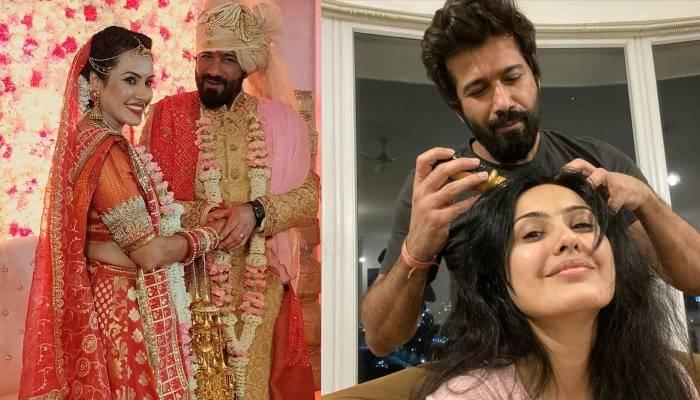 टीवी एक्ट्रेस काम्या पंजाबी ने शादी के 4 महीने बाद अब जाकर पति शलभ को लेकर कही ये बात