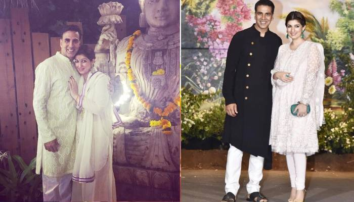 अक्षय कुमार ने खूंखार तस्वीर शेयर कर ट्विंकल खन्ना को दी शादी की बधाई, लिखा- वैवाहिक जीवन कुछ ऐसे...