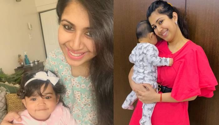 अंकिता भार्गव ने बताया कोरोना काल में कैसे खेल रही है बेटी मेहर, तस्वीर शेयर कर दिखाई झलक