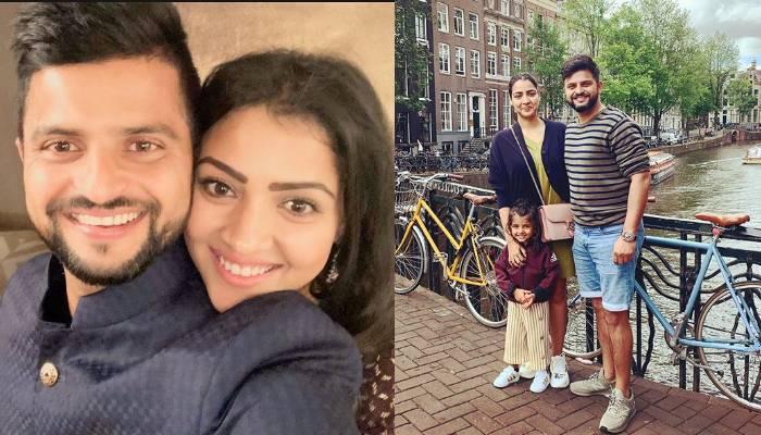 क्रिकेटर सुरेश रैना ने प्रियंका चौधरी को दी जन्मदिन की बधाई, पत्नी के लिए लिखा ये खास मैसेज