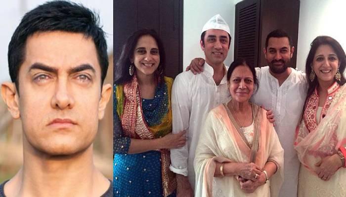 आमिर खान के घर कोरोना का अटैक, हाउस स्टॉफ के 7 लोग पॉजिटिव, अम्मी की जांच अभी बाकी